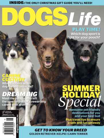 Dogs Life issue Nov/Dec Issue#134