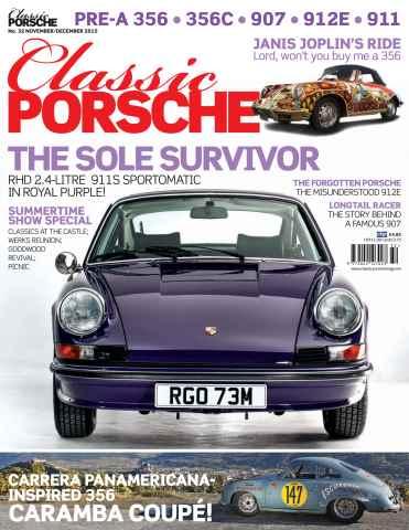 Classic Porsche issue Classic Porsche 32