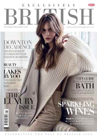Exclusively British issue Nov/Dec 2015