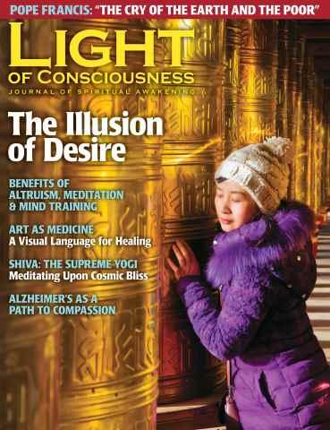 Light of Consciousness issue Winter 2015