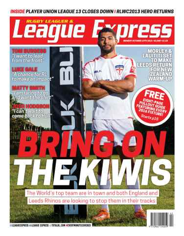 League Express issue 2989