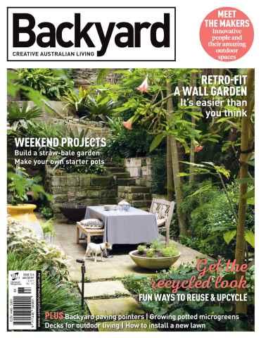 Backyard & Garden Design Ideas issue Issue#13.4 2015