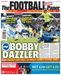 The Football League Paper issue 19th October 2015