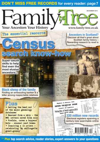 Family Tree issue Family Tree December 2015