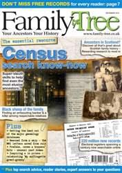 Family Tree issue Family Tree December 2015