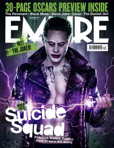 Empire issue December 2015