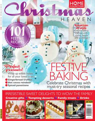 Cake Decoration Heaven issue Christmas Heaven