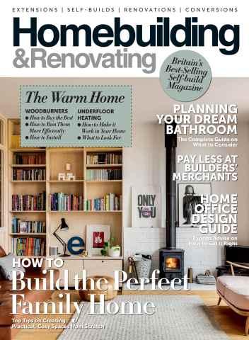 Homebuilding & Renovating issue December 2015