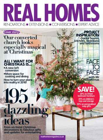Real Homes issue December 2015