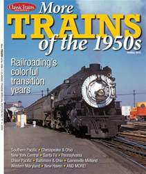 More Trains of the 1950s issue More Trains of the 1950s