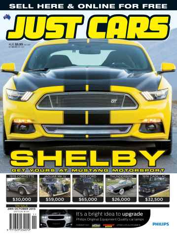 JUST CARS issue 16-004