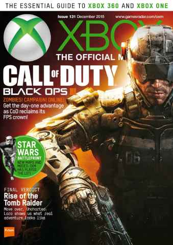Official Xbox Magazine (UK Edition) issue December 2015