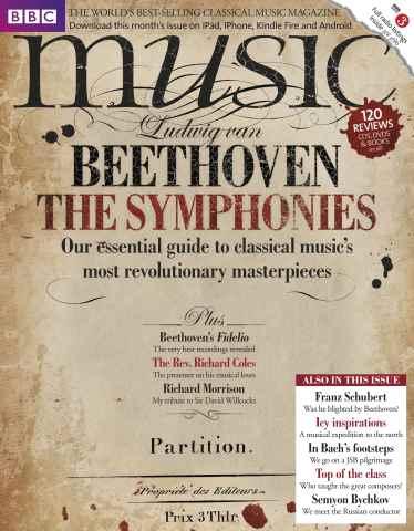 BBC Music Magazine issue December 2015