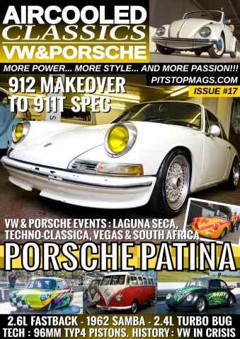 Aircooled Classics - VW & Porsche issue Issue 17: Nov15-Jan16