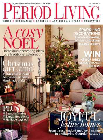 Period Living issue December 2015