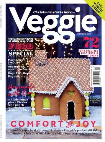 Veggie Magazine issue Dec-15