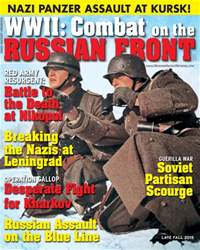 WWII: Combat on the Russian Front issue WWII: Combat on the Russian Front