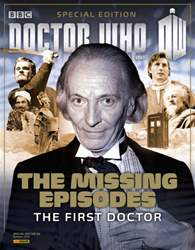 Special 34:  The Missing Episodes – The First Doctor issue Special 34:  The Missing Episodes – The First Doctor