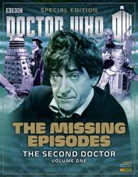 DWM Special 35: The Missing Episodes – The Second Doctor Volume 1 issue DWM Special 35: The Missing Episodes – The Second Doctor Volume 1