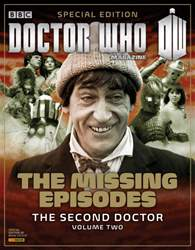 DWM Special 36: The Missing Episodes – The Second Doctor Volume 2 issue DWM Special 36: The Missing Episodes – The Second Doctor Volume 2