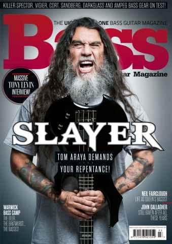 Bass Guitar issue November 2015