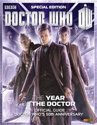 DWM Special 38 – The Year of the Doctor issue DWM Special 38 – The Year of the Doctor