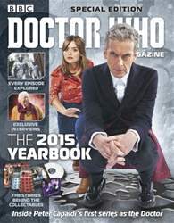DWM Special 39 – Doctor Who Yearbook 2015 issue DWM Special 39 – Doctor Who Yearbook 2015