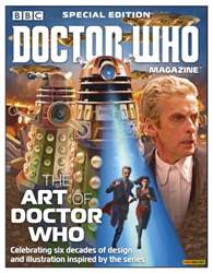 DWM Special 40 – The Art of Doctor Who issue DWM Special 40 – The Art of Doctor Who