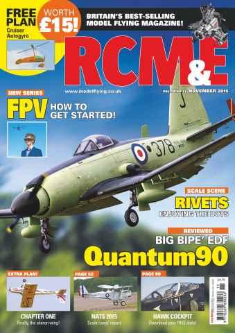 RCM&E issue November 2015
