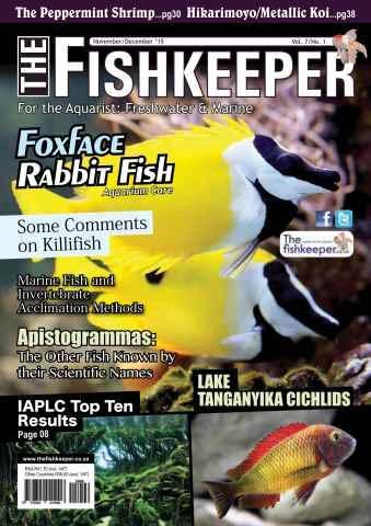 The Fishkeeper issue November/December 2015