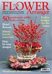 The Flower Arranger issue Winter 15