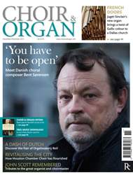 Choir & Organ issue Nov - Dec 2015