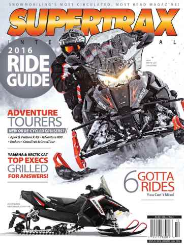 SuperTrax issue Volume 27 Issue 2