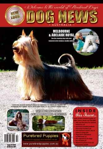 Dog News Australia issue 10 2015