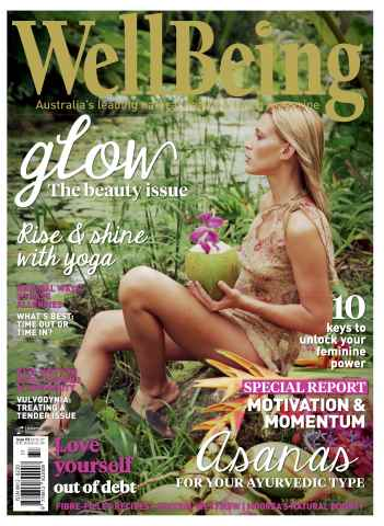WellBeing issue WB Issue#159