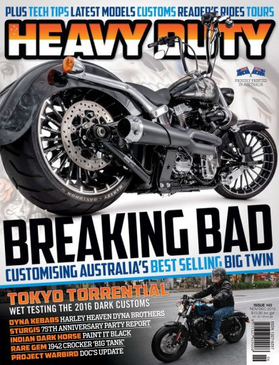 Heavy Duty issue Issue 143 Nov/Dec 2015