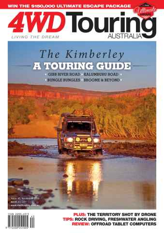 4WD Touring Australia issue Issue 40