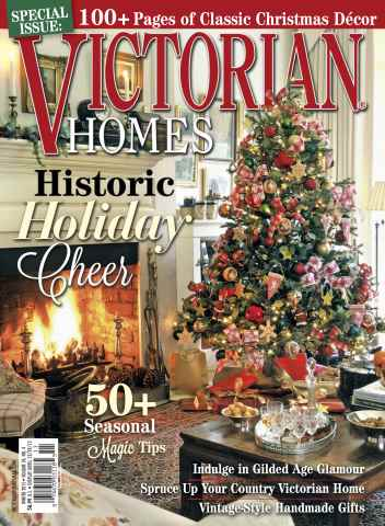 Victorian Homes issue Winter 2015