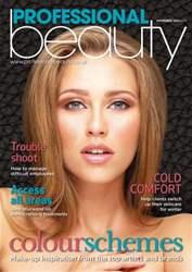 Professional Beauty issue PB November 2015