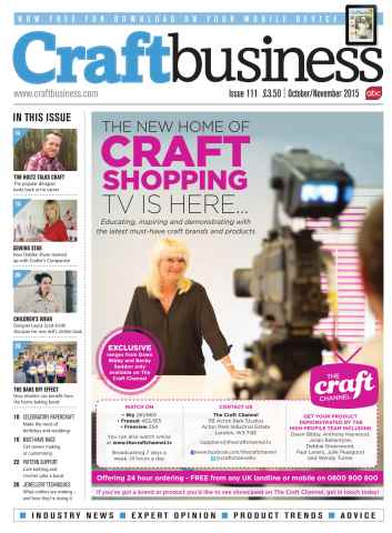 Craft Business issue Oct Nov2015