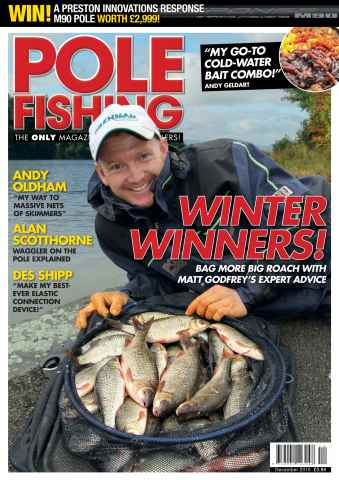 Pole Fishing issue December 2015