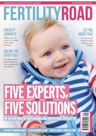 Fertility Road Magazine UK Edition issue Issue 29 November/December 2015