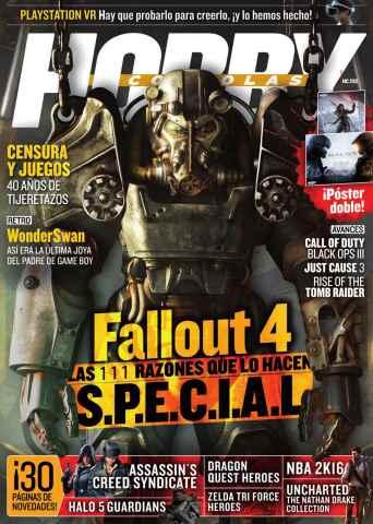 Hobby Consolas issue 292