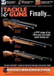 Tackle & Guns issue November 2015