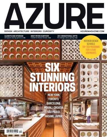 AZURE issue November / December 15