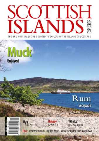 Scottish Islands Explorer issue Nov - Dec 2015