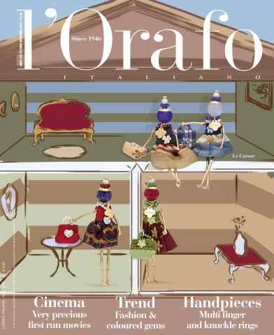 l'Orafo Italiano issue l'Orafo Italiano October/November 2015