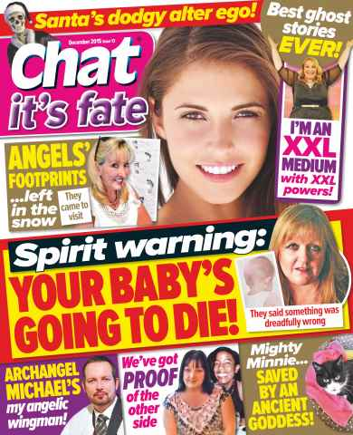 Chat Its Fate issue December 2015