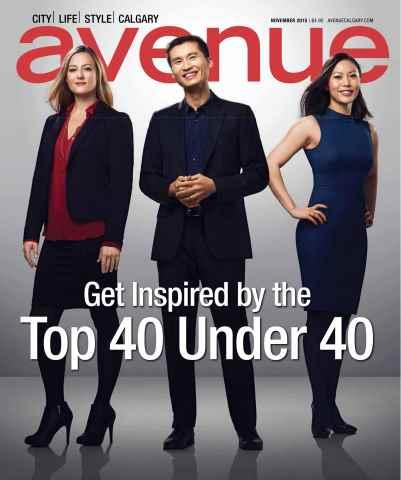 Avenue Calgary issue November 2015