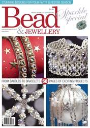 Bead Magazine issue WINTER SPARKLE SPECIAL